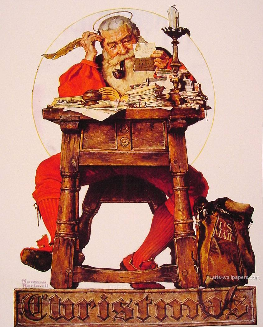 Norman Rockwell: Gallery